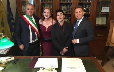 A Rossano la prima unione civile tra donne in Calabria, Rosa e Samantha hanno detto Sì