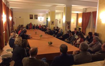Fusione: si riunisce il Comitato 100 associazioni