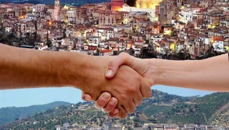 Corigliano-Rossano, Fusione e primi passaggi pratici