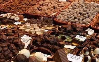 Festa del cioccolato: il benvenuto dell'assessore Pastore