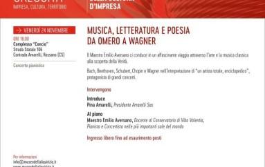 Rossano protagonista a Bologna con Amarelli