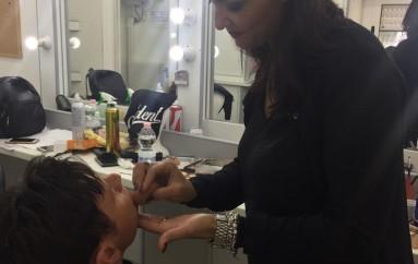 La rossanese Ferrante makeup artist degli Arteteca