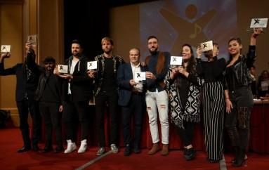 """I premi di Michele Affidato per gli otto finalisti di """"Area Sanremo 2017"""""""