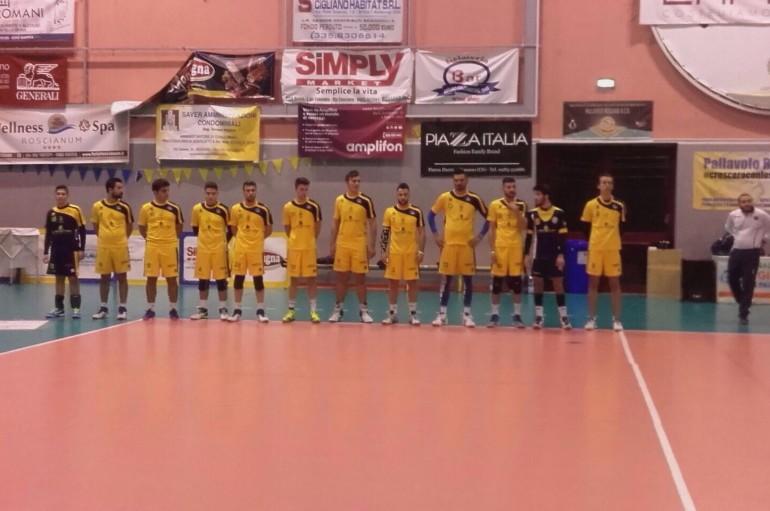 Lapietra Volley, si sbloccano i leoni della serie C