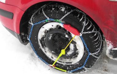 Dal 15 Novembre obbligo di catene a bordo o pneumatici invernali sulla A2