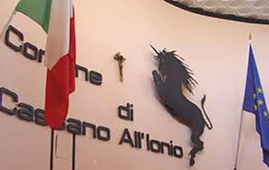 Cassano sciolto per mafia, Corigliano si salva