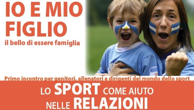 Rossano, incontro alla Murialdina: Io e mio figlio, il bello di essere famiglia