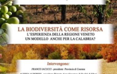 La biodiversità come risorsa