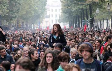 Lavoratori LSU LPU di nuovo in piazza il 30 Novembre
