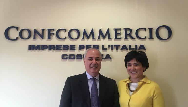 Klaus Algieri rieletto Presidente di Confcommercio Cosenza