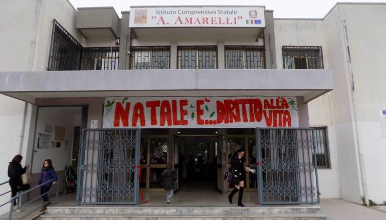 Il Presepe Vivente dell'Alessandro Amarelli è un successo