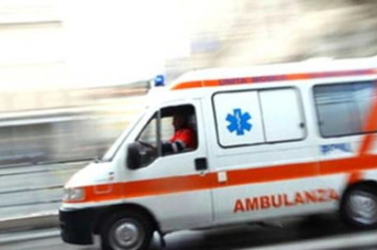 Incidente ad Albidona, vittima soccorsa da genitore