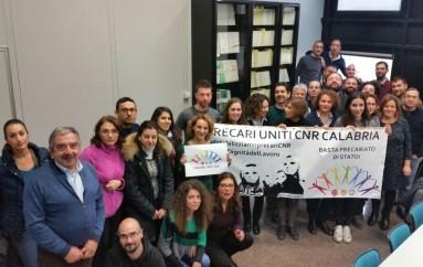 Precari Cnr, a Cosenza occupata la sede dell'Area della Ricerca