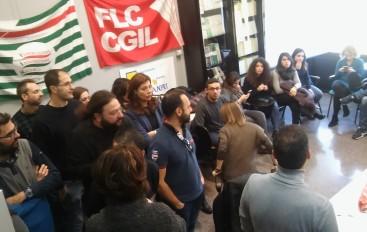 CNR Cosenza, continua la protesta: investimento e non una spesa