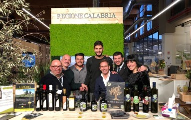 A Fico Eataly di Bologna le eccellenze olivicole di Converso, Labonia e Renzo