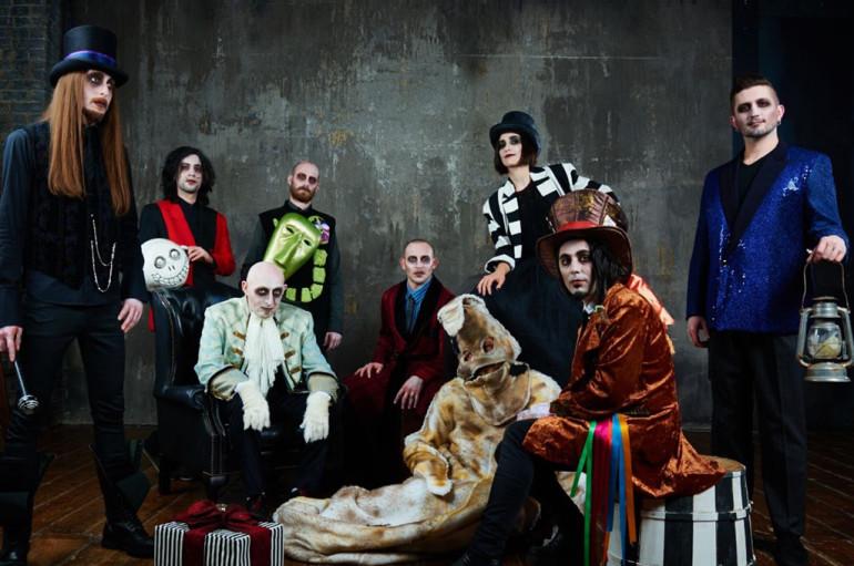 """The Spleen Orchestra in """"Tim Burton Show"""" al Tau dell'Unical"""