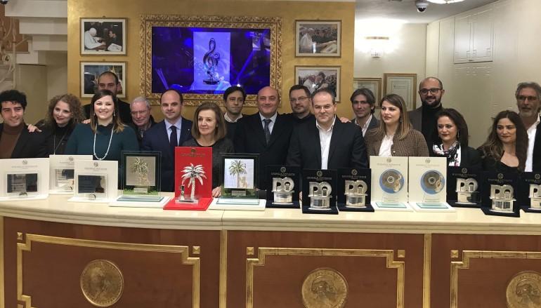 Ecco le opere di Michele Affidato per il Festival di Sanremo