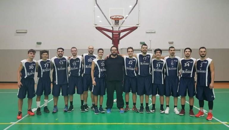 La Kreusa Basket Murialdo al banco di prova Belvedere