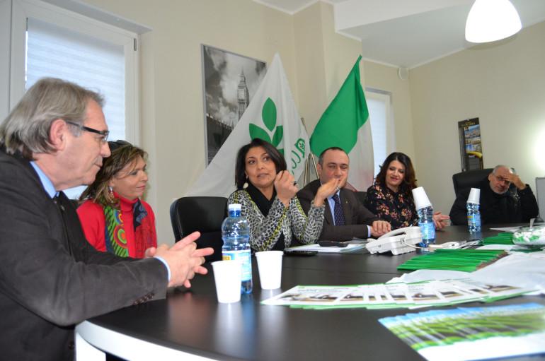 Rossano: inaugurata la nuova sede di Confagricoltura