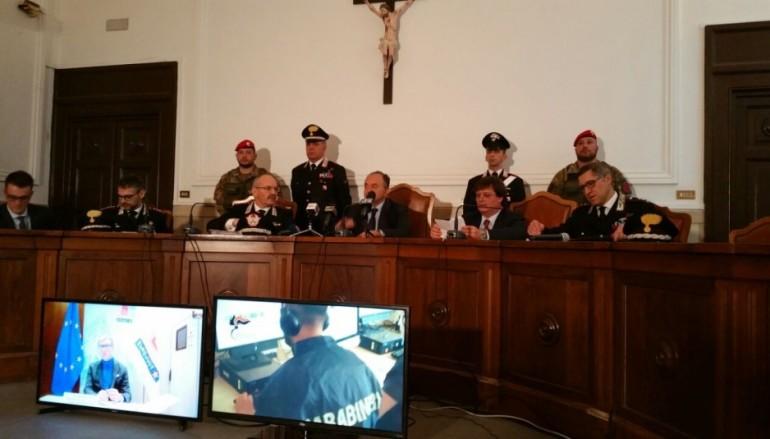 Operazione Stige: torna in libertà Nicola Flotta