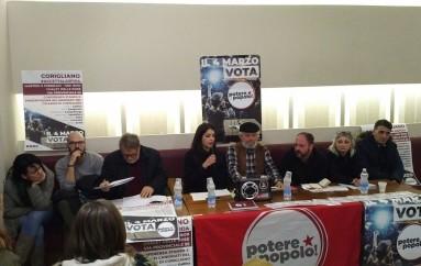 Corigliano: Potere al Popolo si presente agli elettori