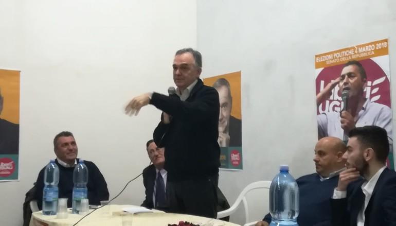 Corigliano: Liberi e Uguali incontra gli elettori
