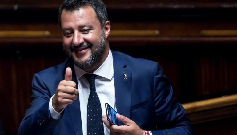 Salvini a Corigliano Rossano: leghisti cittadini tra attesa ed entusiasmo